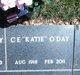 """Profile photo:  C E """"Katie"""" O'Day"""