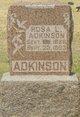 Profile photo:  Rosa L <I>Hunt</I> Adkinson