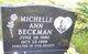 Profile photo:  Michelle Beckman