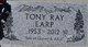 Tony Ray Earp