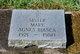 Sr Mary Agnes Biasca