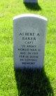 Profile photo:  Albert Allen Baker