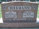 "CDR Madison G. ""Mac"" Birkmann"