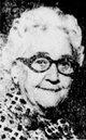 Profile photo:  Mary Ella <I>Batts</I> Aldredge