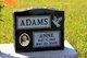 Profile photo:  Anne Kathleen Adams