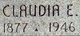 Claudia E. Adams
