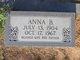 Profile photo:  Anna Bell <I>Estes</I> Van Horn