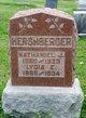 Lydia E. <I>Miller</I> Hershberger