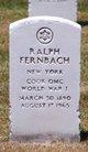 Profile photo:  Ralph Fernbach