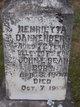 Henrietta Cloud <I>Dannenberg</I> Bean