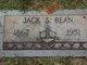 """John Starr """"Jack"""" Bean, Sr"""