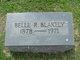 Belle R Blakely