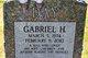 Gabriel H. Day