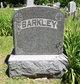 Profile photo:  Ansel W Barkley
