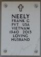 Frank Gordon Neely