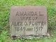 Amanda <I>Auld</I> Foster