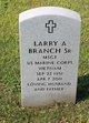 Profile photo:  Larry A Branch, Sr
