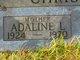 Profile photo:  Adaline L <I>Hovey</I> Christian