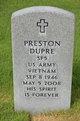Profile photo:  Preston Dupre
