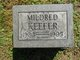 Profile photo:  Mildred Keefer