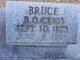 "Profile photo:  B. O. ""Gene"" Bruce"