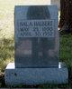 """Halkert A. """"Hal"""" Halbert Jr."""