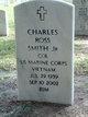 Charles Ross Smith, Jr