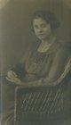 """Profile photo:  Olive Ida May """"Ollie"""" <I>Donaldson</I> Brenneman"""