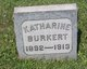 Profile photo:  Josephine Katherine <I>Burkert</I> Findley,