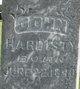John Hardisty
