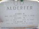 "Claude K. ""Jake"" Alderfer"