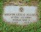 Melvin Leslie Allison