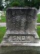 Charles E Snow