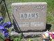Lois P <I>Peters</I> Adams