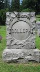 Profile photo:  George R. Dolloph