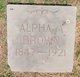 "Profile photo: Mrs Alfretta Anna  ""Alpha"" Brown"