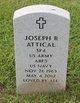 Profile photo:  Joseph R. Attical