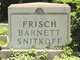 Profile photo:  Sylvia <I>Frisch</I> Barnett