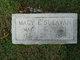 "Profile photo:  Mary E. ""Macy"" Sullavan"