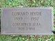 Edward R. Hyde