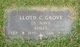 Lloyd C. Grove