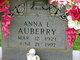 Profile photo:  Anna Lou <I>Dean</I> Auberry