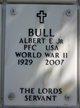 Albert E Bull Jr.