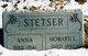 """Anna D. """"Annie"""" <I>Wooley</I> Stetser"""