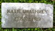 "Profile photo:  Catherine ""Katie"" Gwathmey"