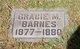 Gracie M Barnes