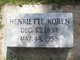Profile photo:  Henriette Koren