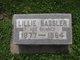 Profile photo:  Lillie <I>Skinner</I> Bassler
