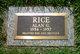 Profile photo:  Alan G. Rice