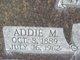 Profile photo:  Addie <I>Murray</I> Mills